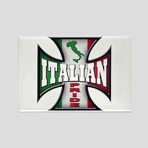 italian pride Rectangle Magnet