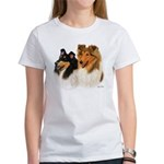 Rough Collie Women's T-Shirt