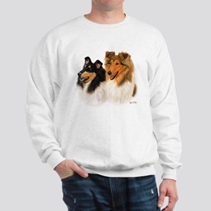 Rough Collie Sweatshirt