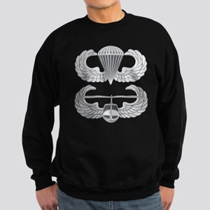 Airborne and Air Assault Sweatshirt (dark)