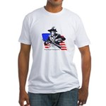 Illegals Fitted T-Shirt