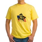 Illegals Yellow T-Shirt