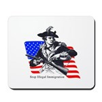 Illegals Mousepad