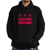 Dc flag Dark Hoodies