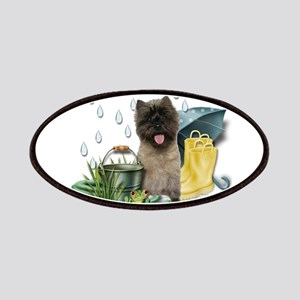 Cairn Terrier Patches