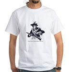 Minutemen White T-Shirt