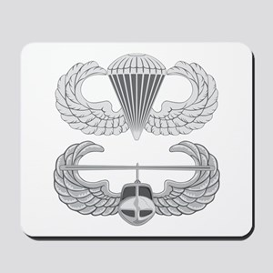 Airborne and Air Assault Mousepad