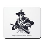 Minutemen Mousepad
