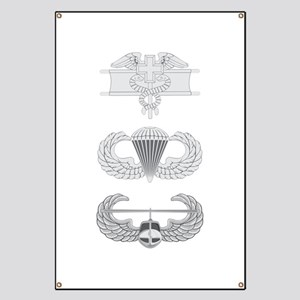 EFMB Airborne Air Assault Banner