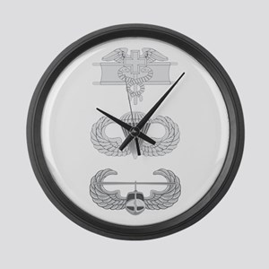 EFMB Airborne Air Assault Large Wall Clock