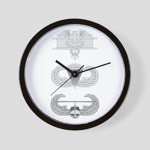 EFMB Airborne Air Assault Wall Clock