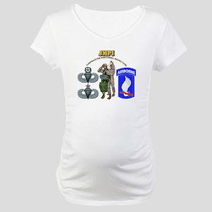 JMPI - 173rd Airborne Brigade Maternity T-Shirt