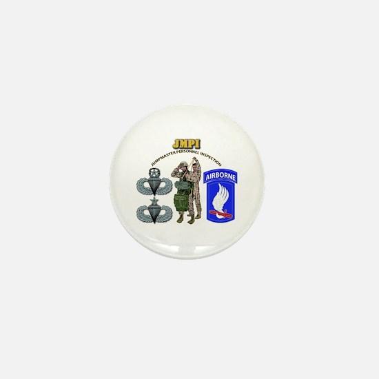 JMPI - 173rd Airborne Brigade Mini Button