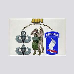 JMPI - 173rd Airborne Brigade Rectangle Magnet