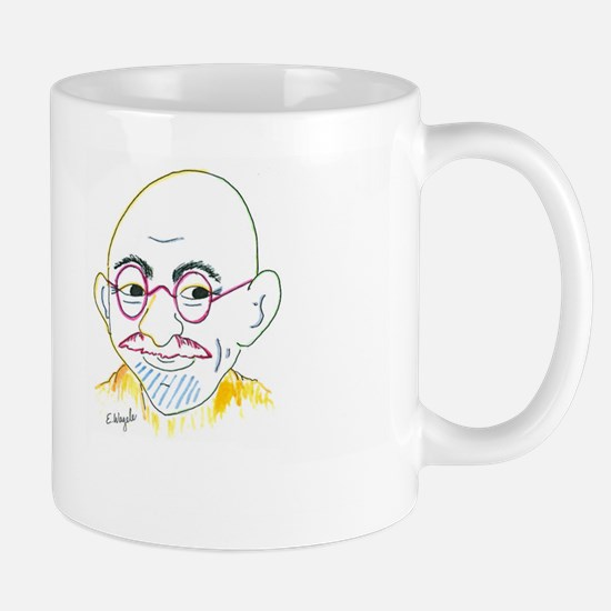 1 Go Gandhi Mug