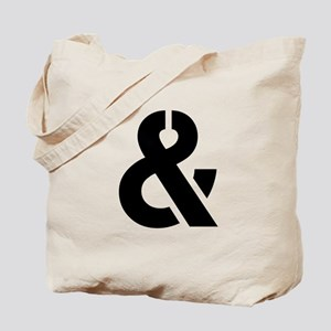 Ampersand Logo Tote Bag