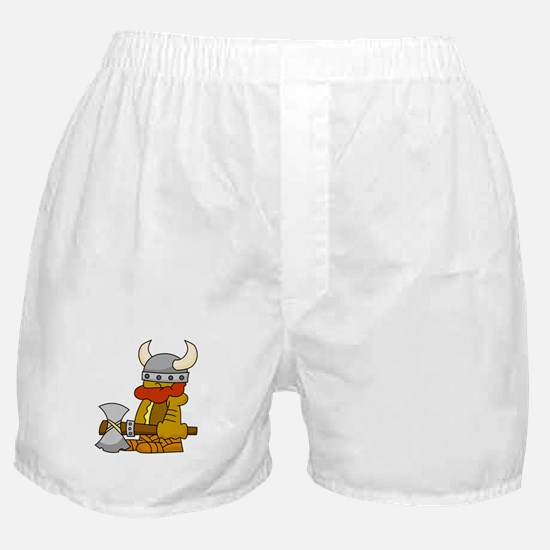 Viking Boxer Shorts