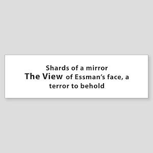 Susie Assman Sticker (Bumper)