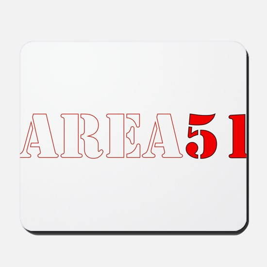 Area51 Mousepad