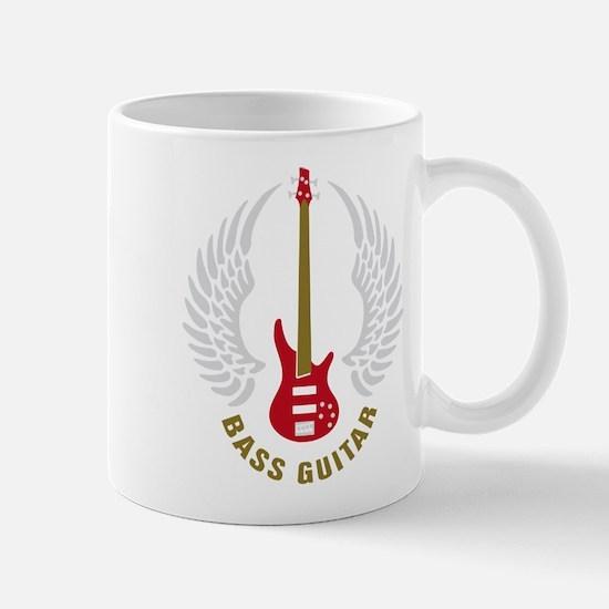 Unique Bass guitar Mug