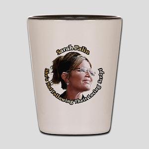 Sarah Palin ~ Shot Glass