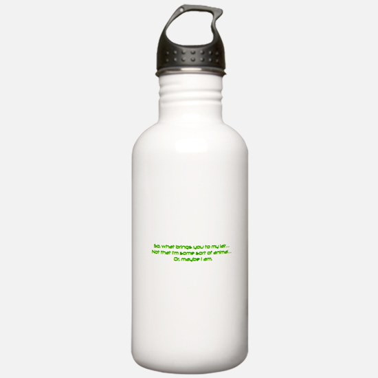 Funny The it crowd Water Bottle