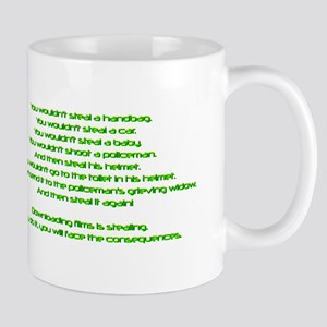 PSAAdvertisement Mug