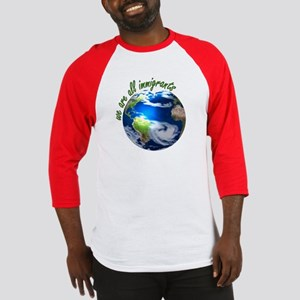 Humanist Approach to Immigration Baseball Jersey