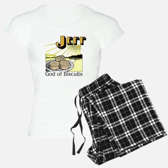 Jeff, God of Biscuits Pajamas