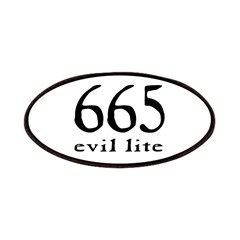 665 Evil Lite Patches