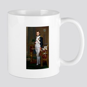 Napoleon in His Study Mug