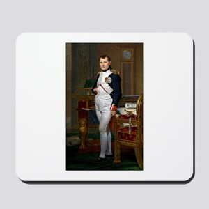 Napoleon in His Study Mousepad