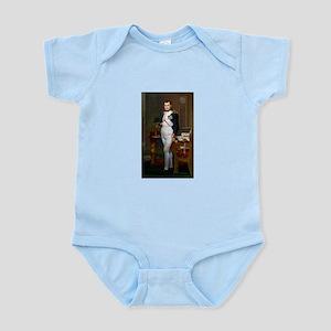 Napoleon in His Study Infant Bodysuit
