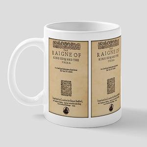 King Edward III Mug