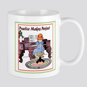 Practice Makes Perfect Mug
