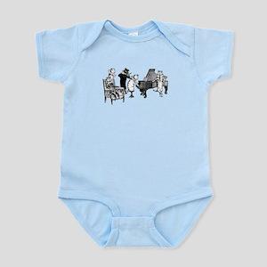 Cat Music Infant Bodysuit