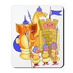 Fantasy Chess Mousepad