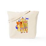 Fantasy Chess Tote Bag