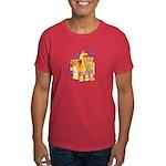 Fantasy Chess Dark T-Shirt