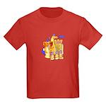 Fantasy Chess Kids Dark T-Shirt