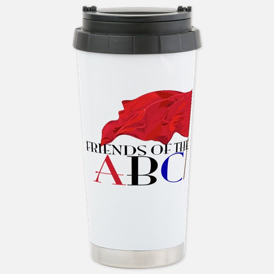 Friends of the ABC Stainless Steel Travel Mug