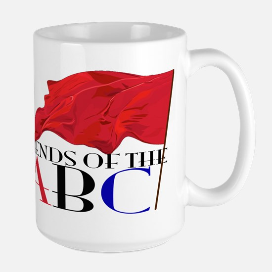 Friends of the ABC Large Mug