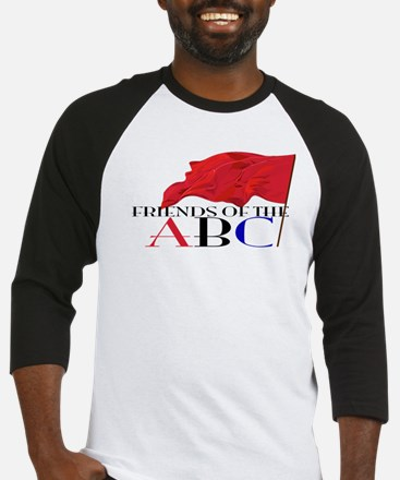 Friends of the ABC Baseball Jersey