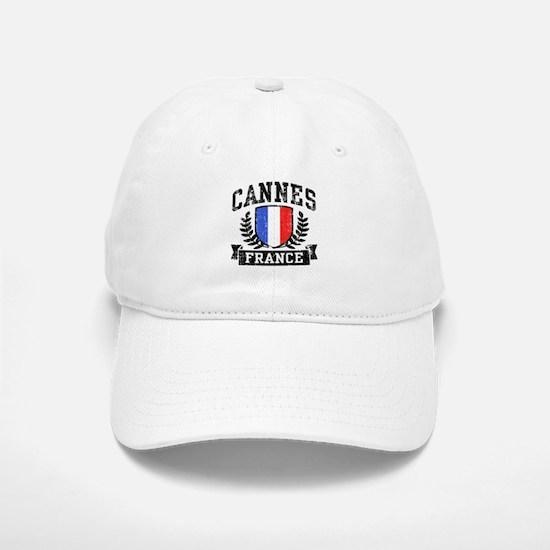 Cannes France Baseball Baseball Cap