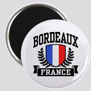 Bordeaux France Magnet