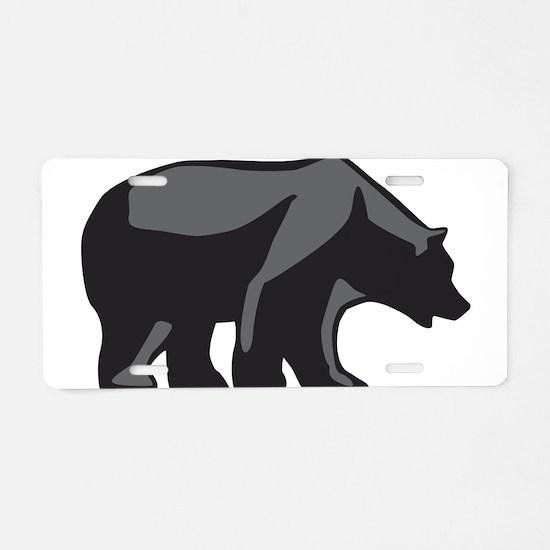Unique Russia Aluminum License Plate