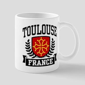 Toulouse France Mug