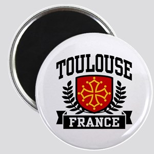 Toulouse France Magnet