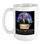 Al Gore Presumption Large Mug