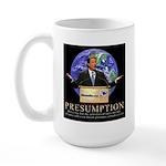 Al Gore Presumption Large Mug